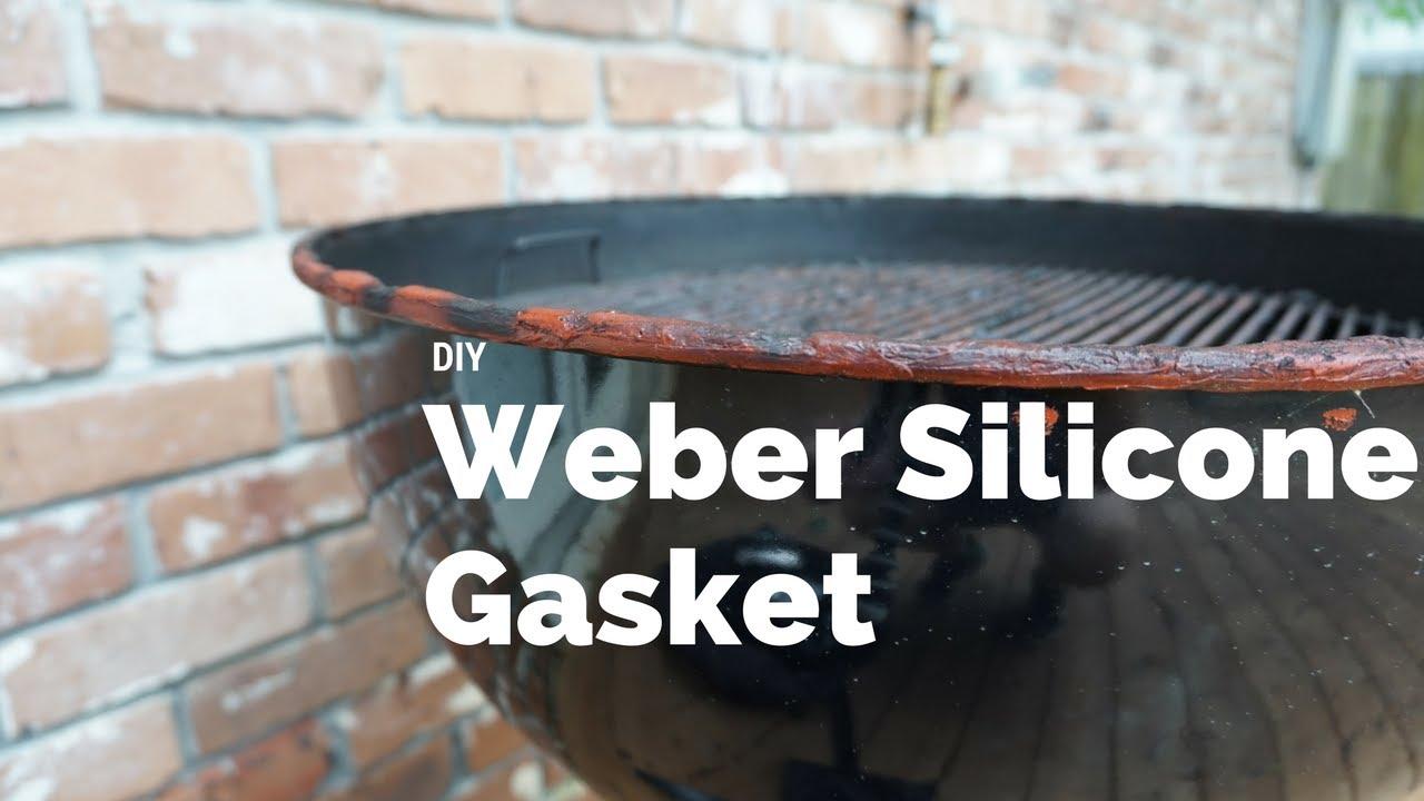Snake Method in a Weber Grill